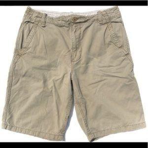 Men's Aeropostale Khaki Shorts